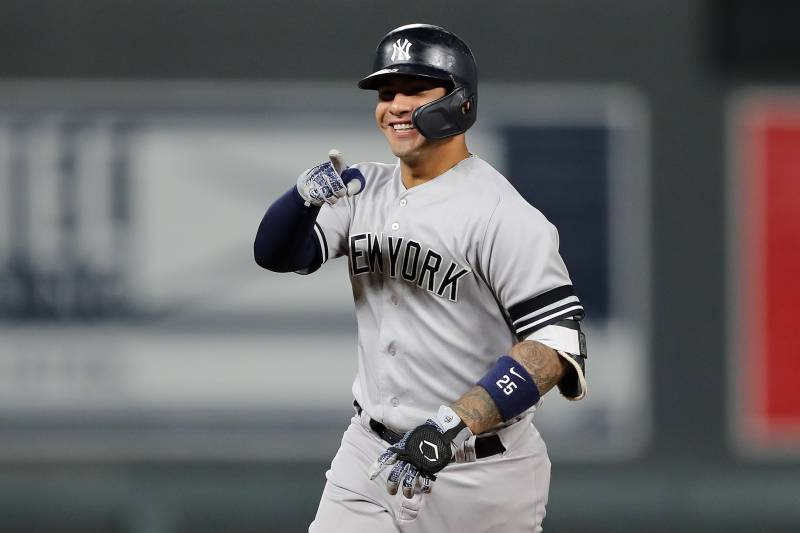 Gleyber Torres Emergence As Playoff Star In Game 1 Is Ideal