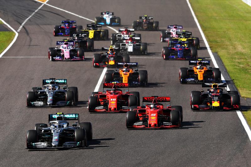 Japanese F1 Grand Prix 2019 Results: Winner, Standings, Highlights, Reaction