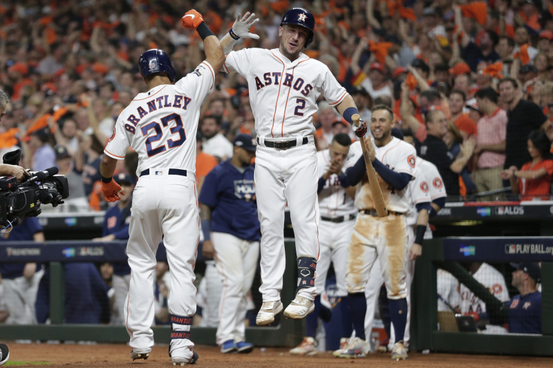 ALCS Bracket 2019: Schedule, Odds, World Series Predictions Before Game 2