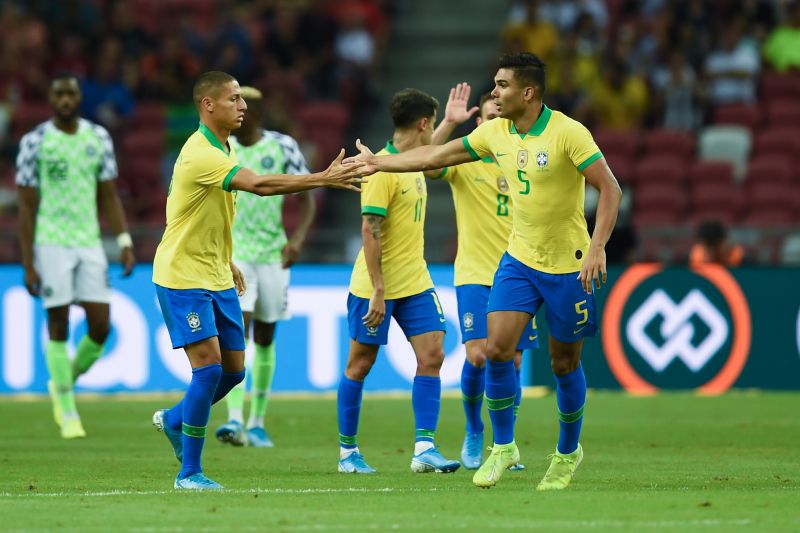 Brazil and Nigeria Draw in 2019 Friendly as Neymar Exits with Apparent Injury
