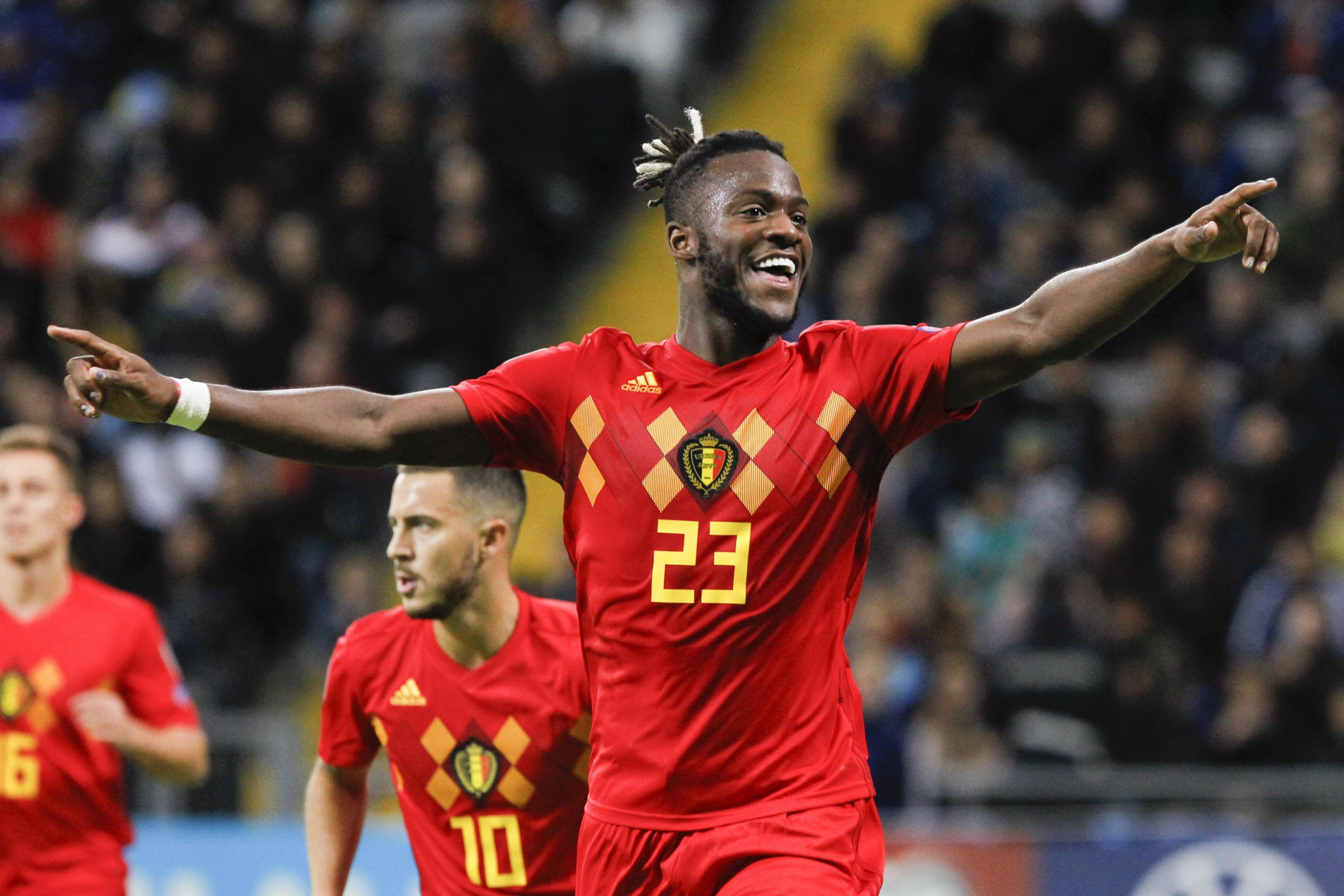 Michy Batshuayi Scores in Belgium's UEFA Euro 2020 Qualifying Win vs. Kazakhstan | Bleacher Report | Latest News, Videos and Highlights