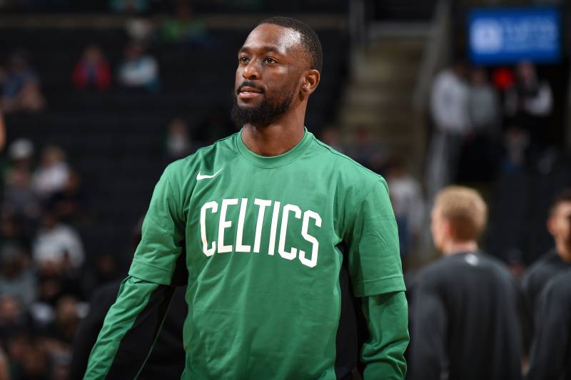Report Celtics Nets Talked 3 Team Trade For Kyrie Irving