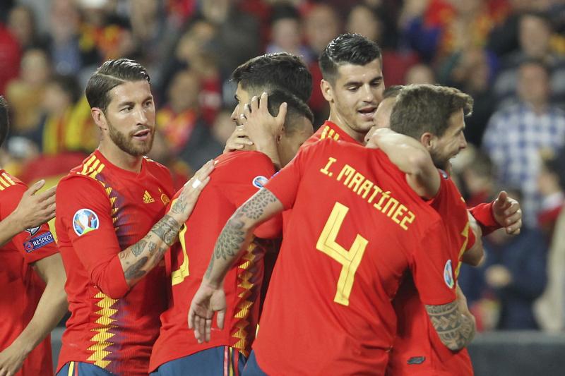 Sweden vs. Spain: Euro 2020 Qualifying Odds, Live Stream, TV Info