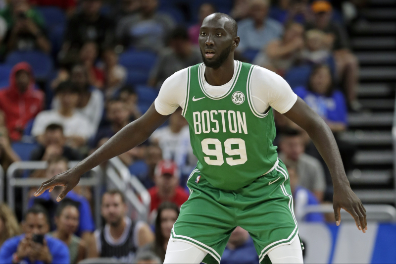 Celtics News: Tacko Fall's Deal Converted to a Two-Way Contract by Boston