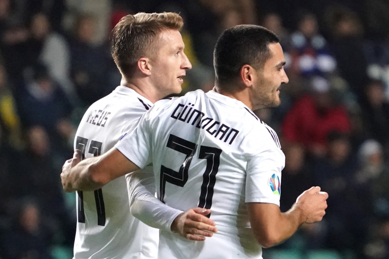 10-Man Germany Cruise Past Estonia, Win 3-0 in Euro 2020 Qualifier