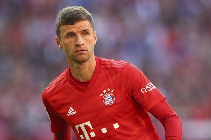 Bayern Munich Chairman Dismisses Thomas Muller January Transfer Rumours
