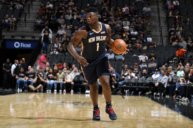 Zion Williamson Drops 22 as Lonzo Ball, Pelicans Beat DeMar DeRozan, Spurs