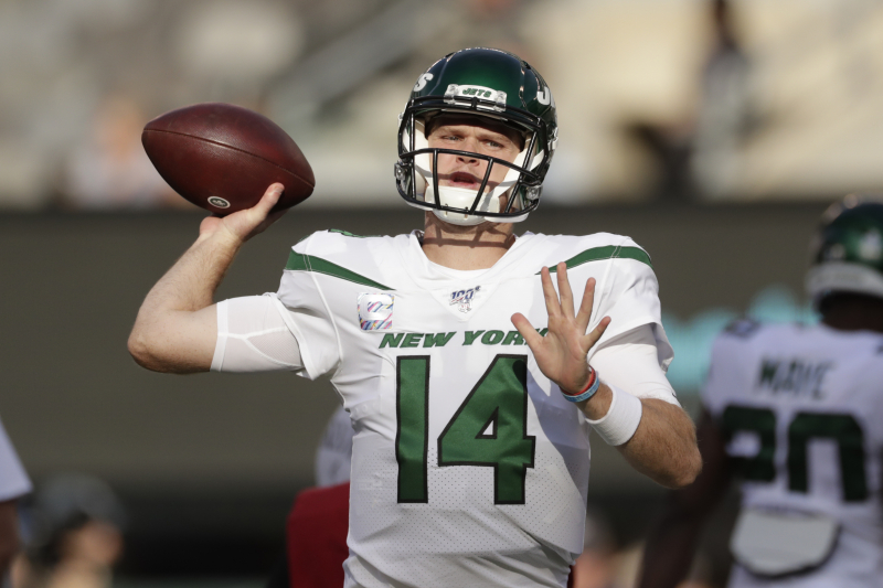 Jets' Sam Darnold, Robby Anderson, Jamison Crowder Fantasy Stock After Week 6