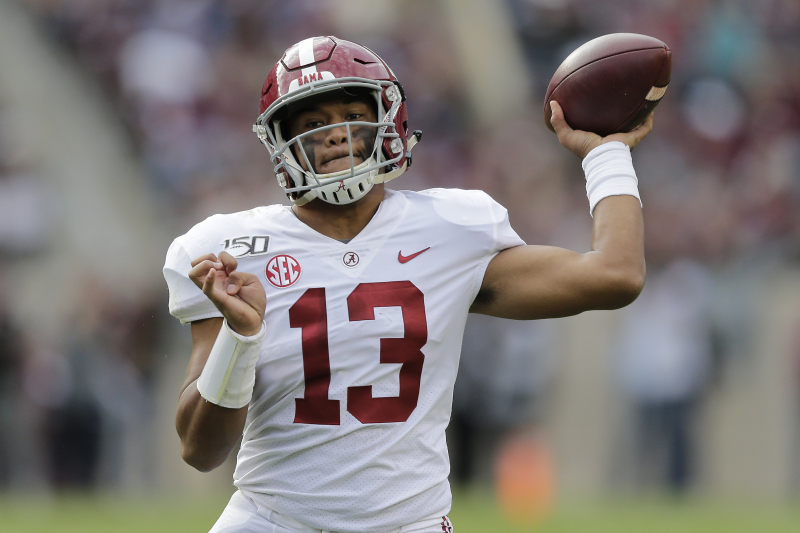Can Anyone Stop Tua Tagovailoa from Winning College Football's 2019 Heisman?