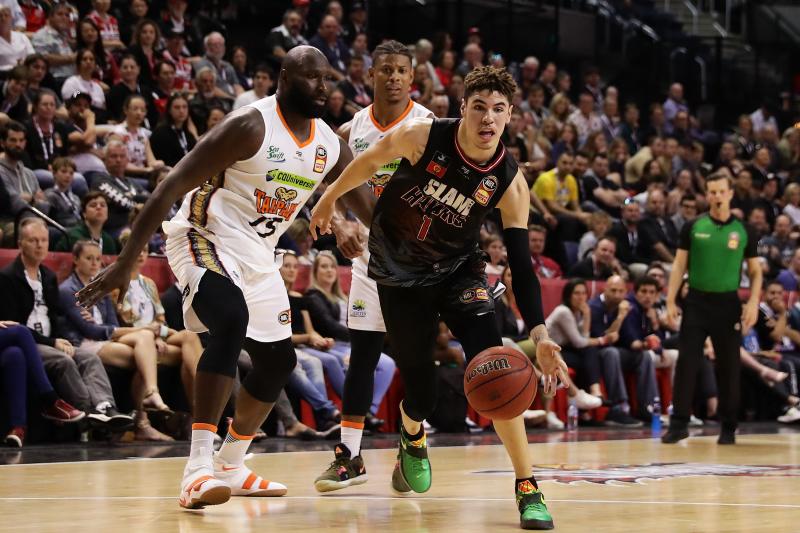 LaMelo Ball, Illawarra Hawks Edge out Cairns Taipans in NBL Clash