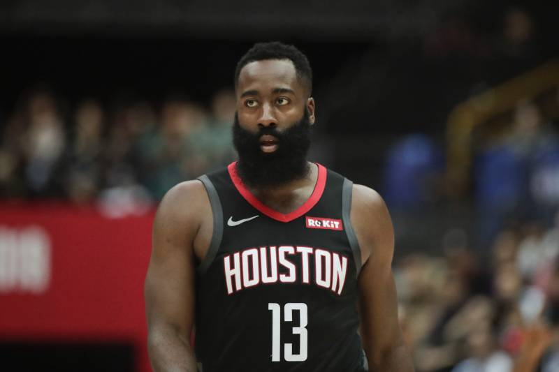 Rockets James Harden Says I M Staying Out Of Nba China
