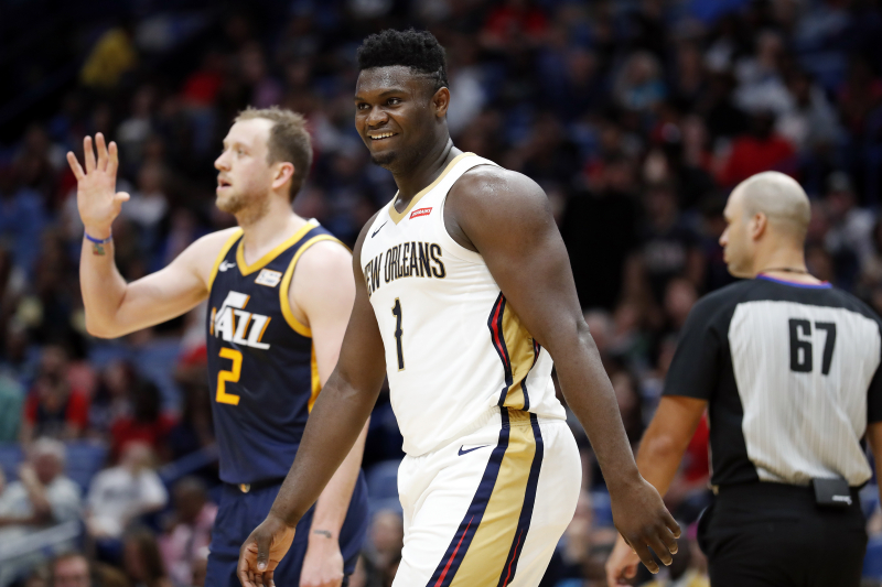 Areas Where Zion Williamson Could Struggle During Rookie Season