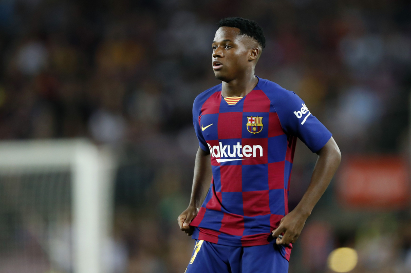 Report: Ansu Fati to Be Offered New Contract at Barcelona with £88M Release Fee