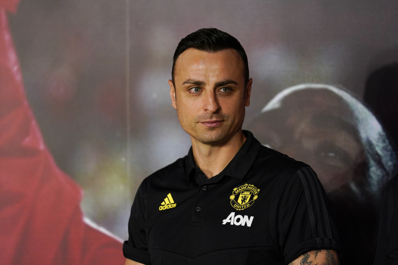 Dimitar Berbatov Says Critics Who Dubbed Him Lazy Can 'Go F--k Themselves'