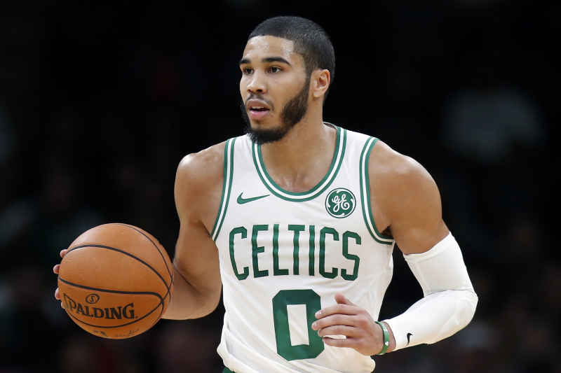 Celtics Rumors: Jayson Tatum's $9.9M 4th-Year Contract Option Picked Up