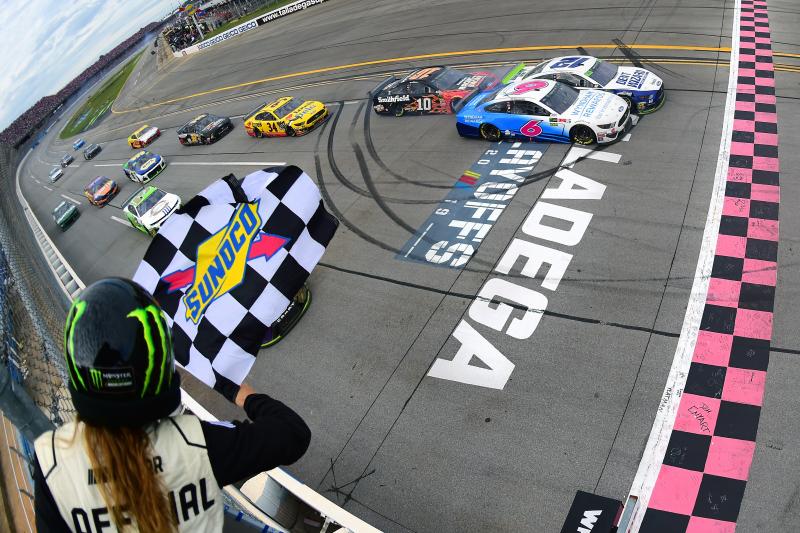 NASCAR at Talladega 2019 Results: Ryan Blaney Tops Ryan Newman in Photo Finish