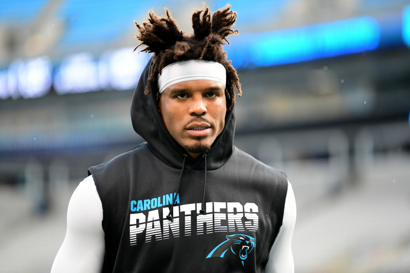 Panthers' Cam Newton's Foot Injury Has Healed; Likely to Practice After Bye Week