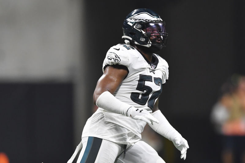 Eagles Rumors: Zach Brown Cut After Ripping Kirk Cousins Before Loss vs. Vikings