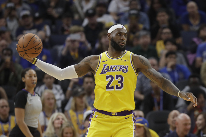 Lakers' LeBron James Talks Daryl Morey's Hong Kong Tweet, Ramifications