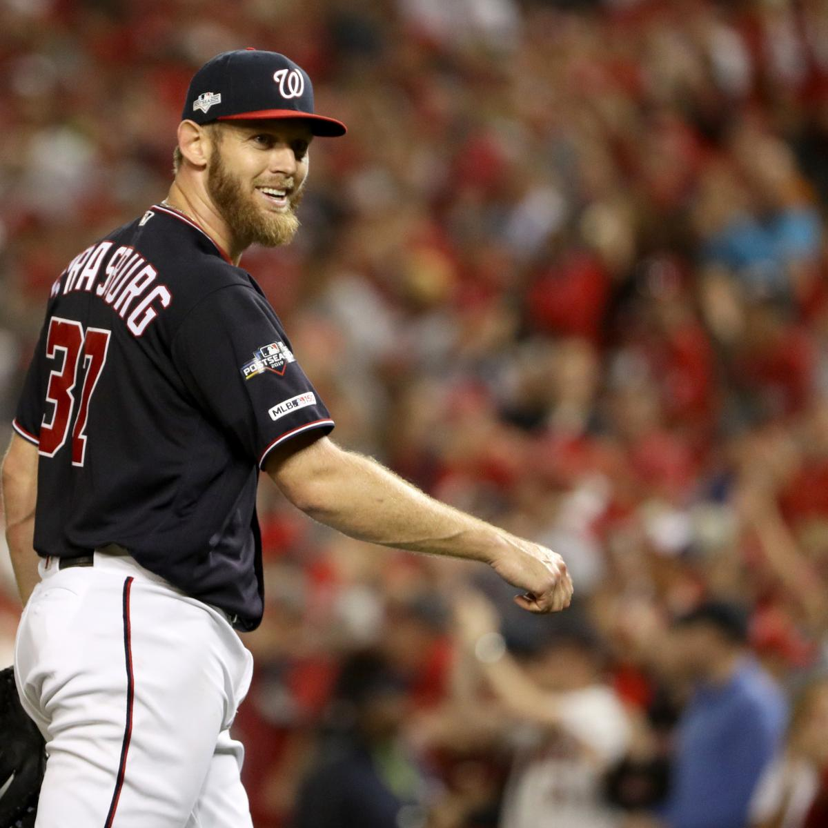 Strasburg Is Proving His Worth to Nationals... and to the Rest of MLB