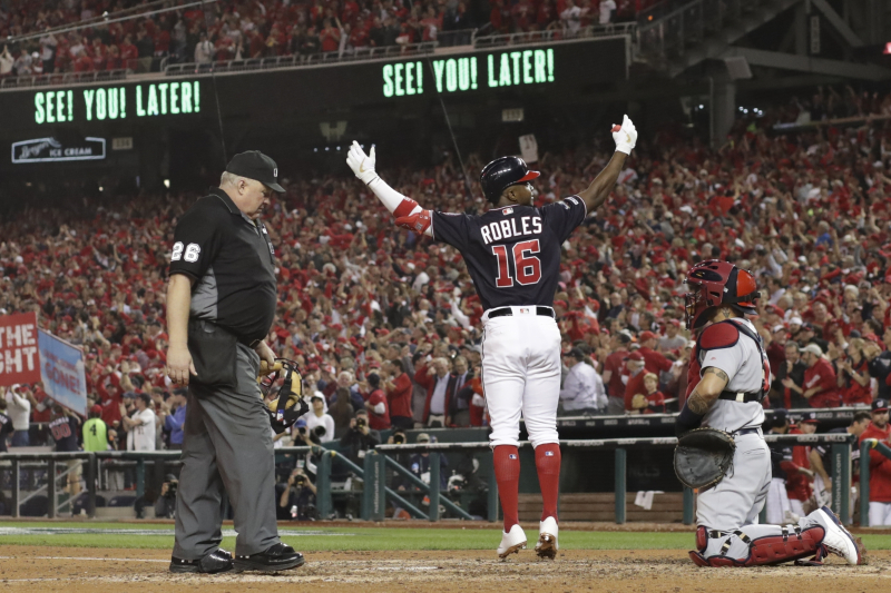 Cardinals vs. Nationals: NLCS Game 4 Time, TV Info, Live Stream and More