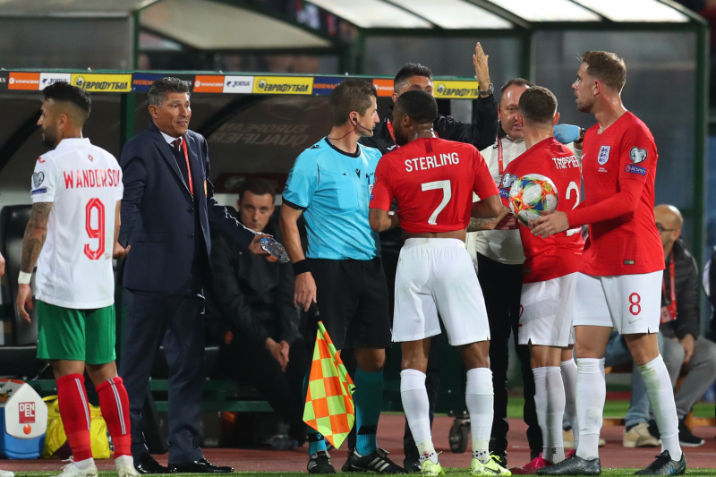 Bulgarian Prime Minister Calls for FA President to Resign After England Game