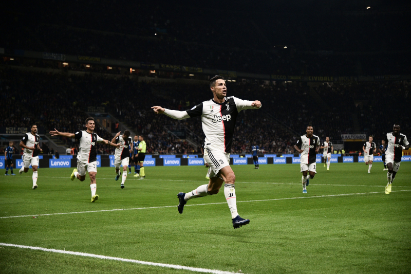 Fabio Paratici Expects Cristiano Ronaldo to See out Juventus Contract