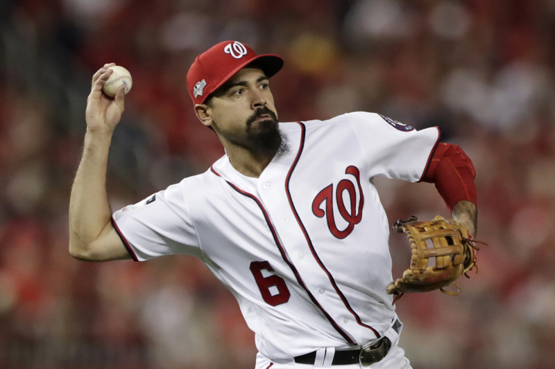 2019 MLB Free Agents: Latest Rumors, Predictions for Anthony Rendon, Cole Hamels