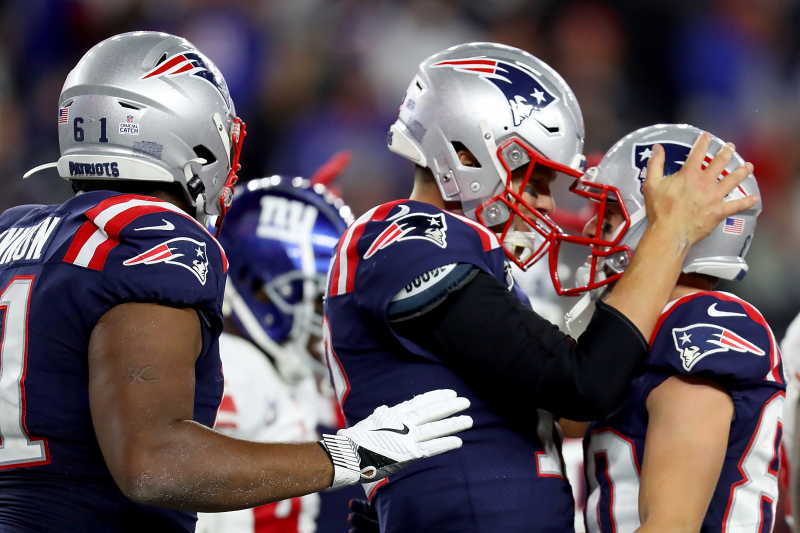Week 7 NFL Picks: Vegas Betting Odds, Over/Under Spreads and Line Projections