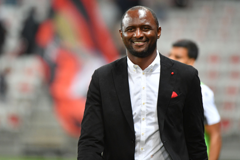 Patrick Vieira Says He Would Like to Manage Arsenal in the Future