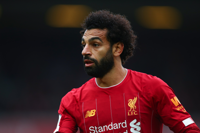 Report: Liverpool Concerned Mo Salah Aggravated Ankle Injury vs. Manchester City
