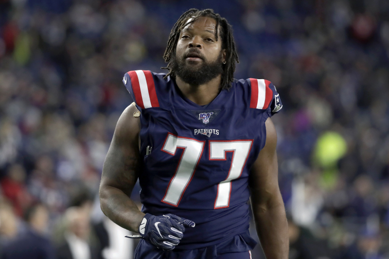 Patriots' Michael Bennett Suspended 1 Week for Conduct Detrimental to the Team