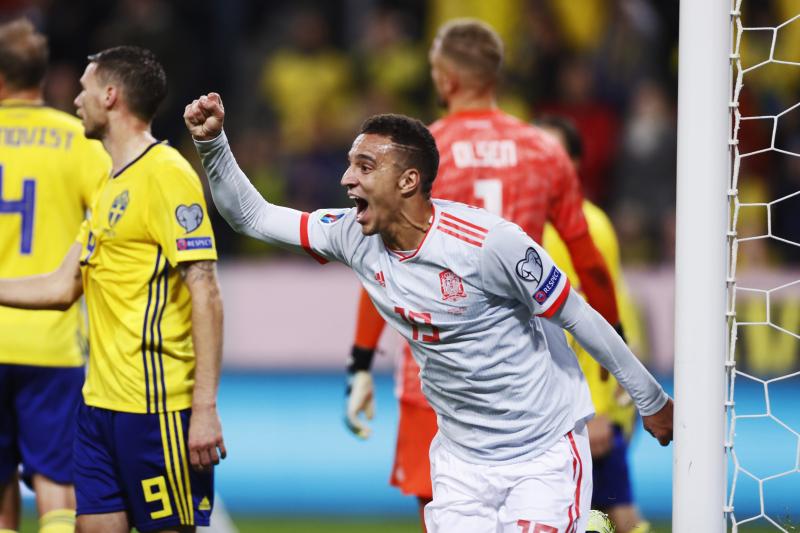 Rodrigo Secures Euro 2020 Qualification for Spain with Late Equaliser vs. Sweden