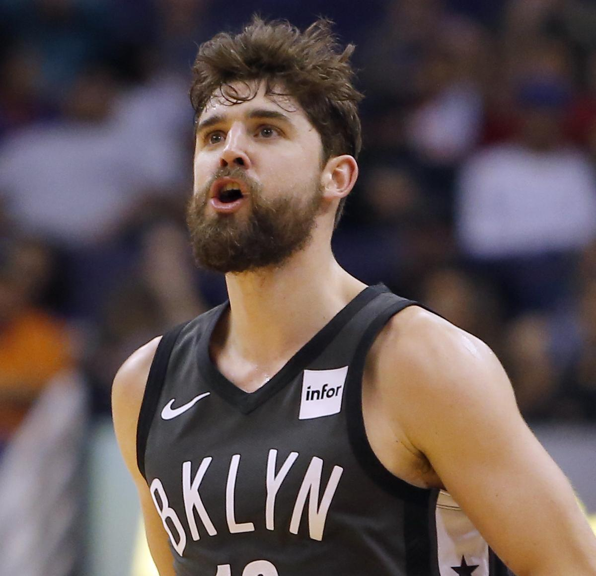 Joe Harris on NBA Team Planes, Best Shooters, Top Quotes of B/R AMA