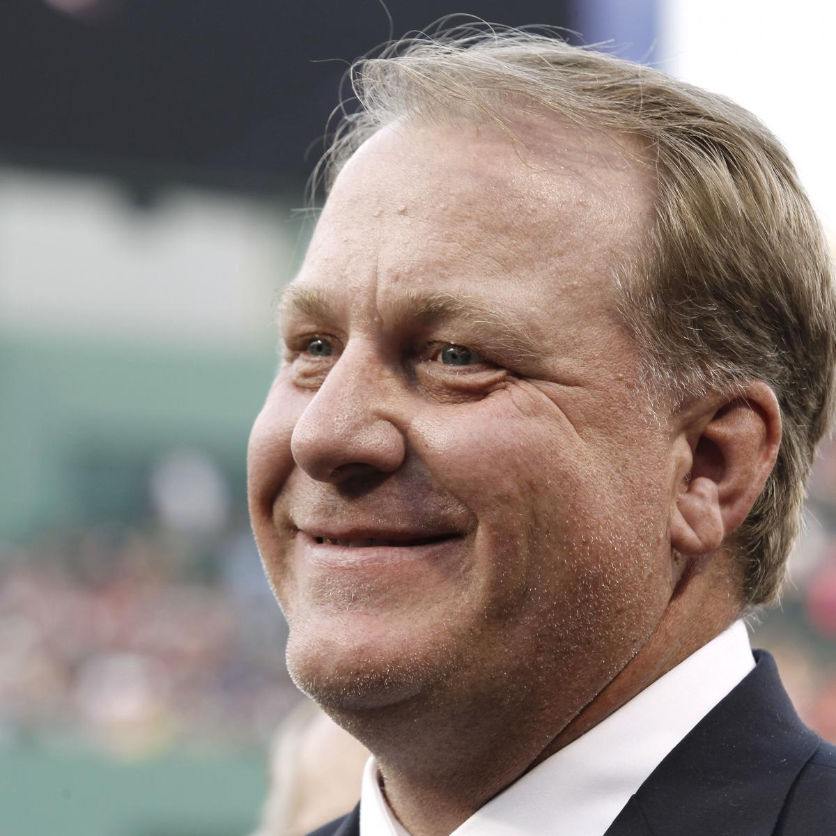 Former MLB Pitcher Curt Schilling Says He Won't Run for Congress in Arizona