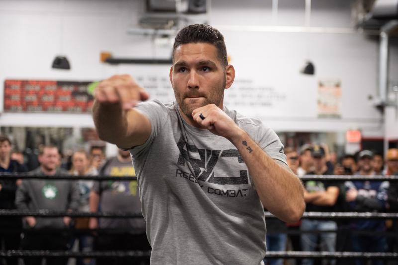 Chris Weidman's Move to Light Heavyweight Won't Guarantee Success in UFC