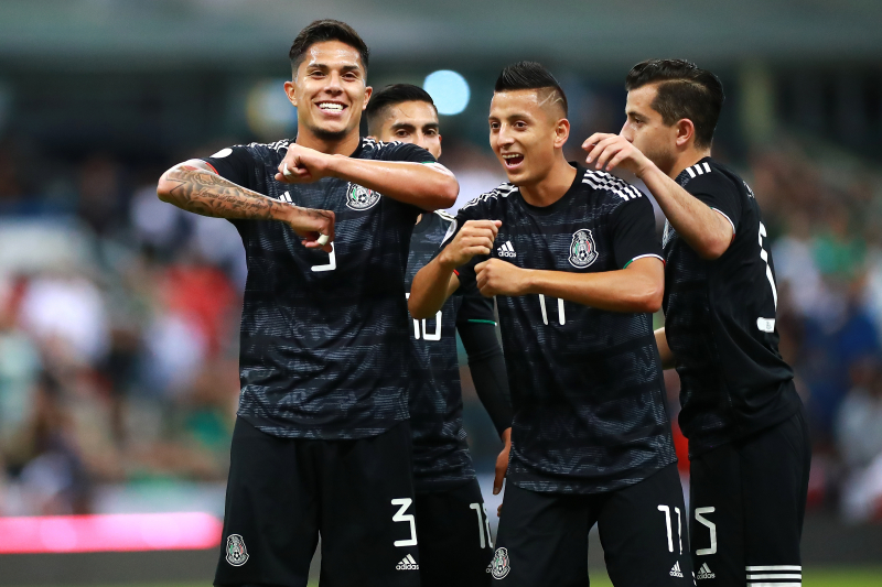 Mexico Cruises Past Panama in 2019 CONCACAF Nations League Match