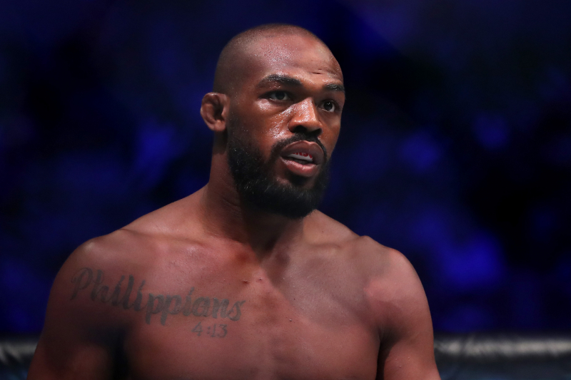 Jon Jones Pleads No-Contest to Disorderly Conduct in Strip Club Case