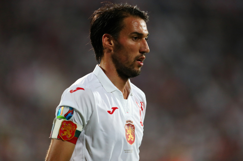 Bulgaria Captain Ivelin Popov Condemns Racist Fans After England Game