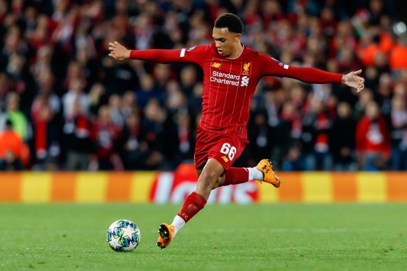 Liverpool's Trent Alexander-Arnold Set Guinness World Record in EPL Last Season