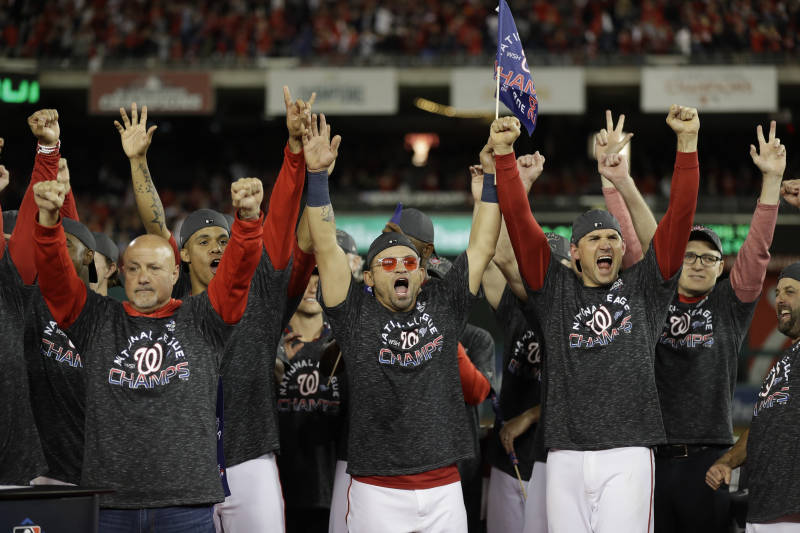 Cardinals vs. Nationals: Top Highlights, Key Stats and More from NLCS Game 4