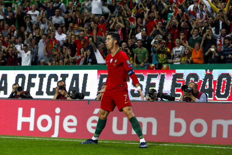 Cristiano Ronaldo's 'Best Is Yet to Come,' Says Agent Jorge Mendes