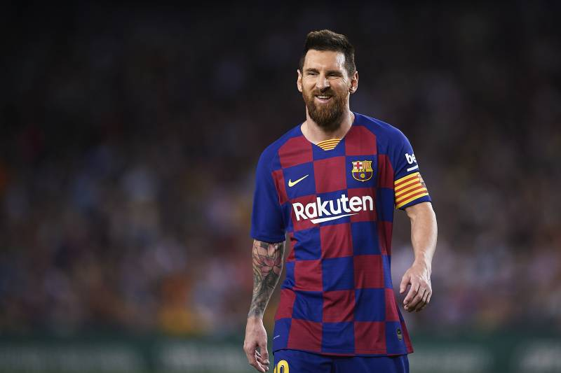 Image result for Messi latest news