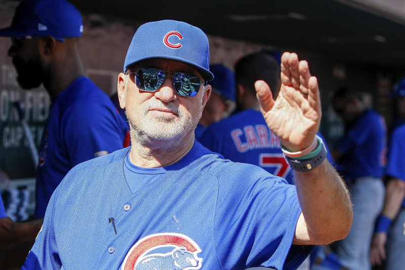 Ex-Cubs Manager Joe Maddon Hired by Angels on Reported 3-Year Contract