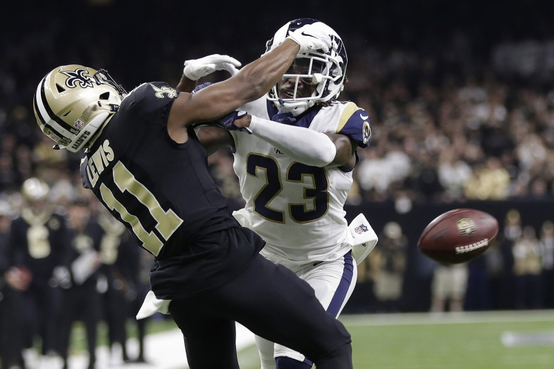 Roger Goodell Says Pass Interference Replay Reviews Are Going as NFL Expected