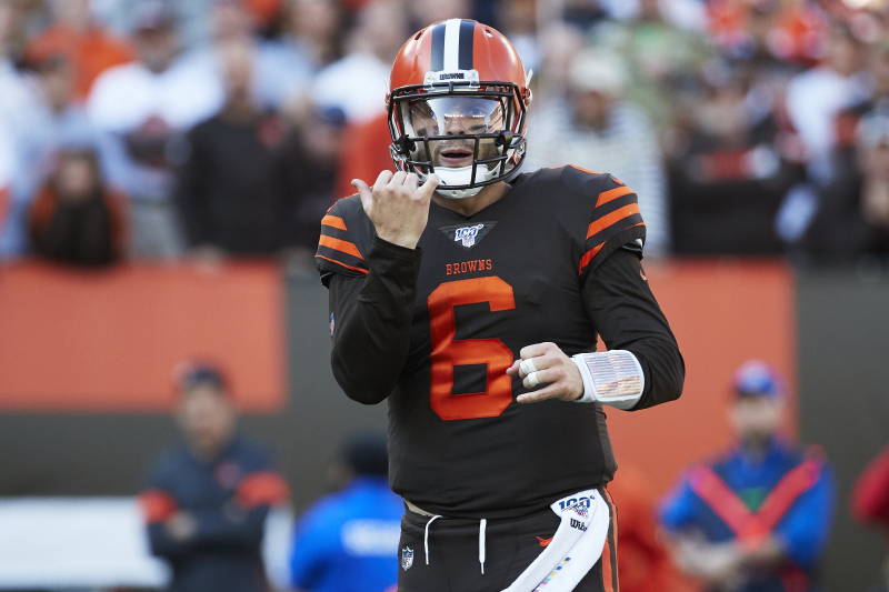 Browns GM John Dorsey on Baker Mayfield: 'I Love Everything About Him'