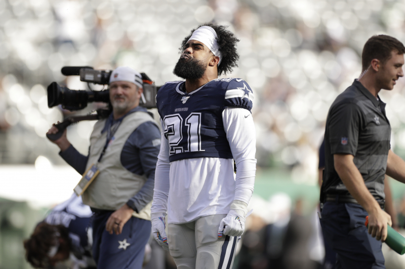 Ezekiel Elliott, Melvin Gordon Holdouts Spell Trouble for the Next Wave of RBs