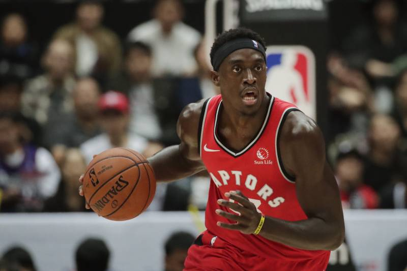 Report Pascal Siakam Raptors Nearing Contract Extension