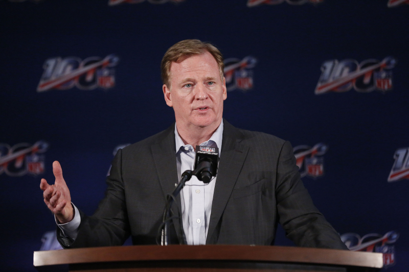 Roger Goodell: NFL Not Considering Draft Lottery to Discourage Tanking
