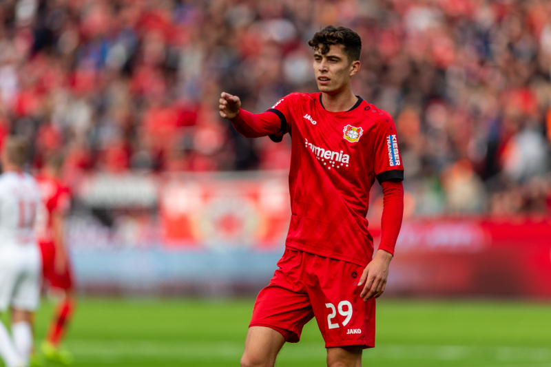 Peter Bosz on Kai Havertz Transfer Rumours: 'Nobody Can Decide That for Him'